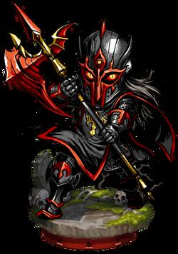 Imperial Halberdier Figure
