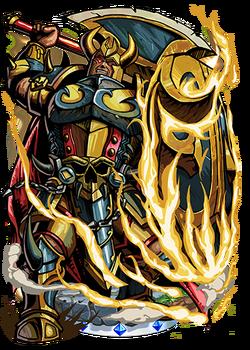Muspell, Giant Knight II Figure
