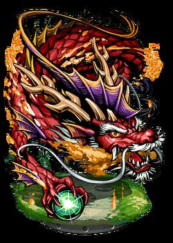 Mizuchi, the Maelstrom II Figure