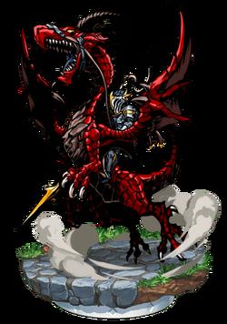 Galahad, Drake Knight Figure