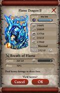Flame Dragon II POPE