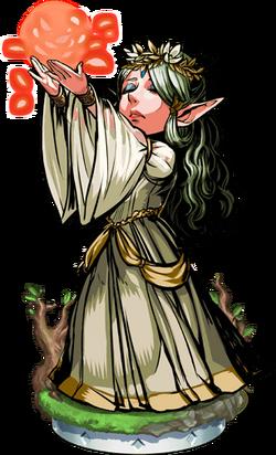 Elven Sage Figure