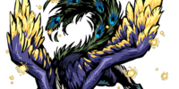 Simurgh, Winged Protector