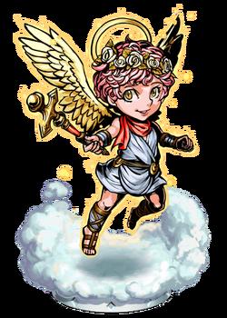 White Angel II + Figure