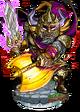 Hagen, Dueling King II Figure