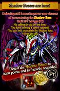 SRB30 Shadow Bosses Notice