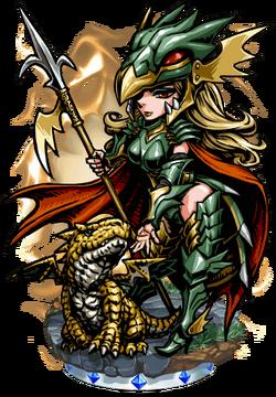 Magdal Dragonheart Figure