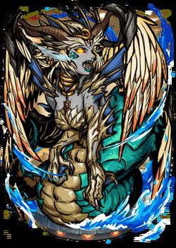 Tiamat, Mother of Dragons II Figure