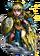 Freyja, Earth Goddess II Figure