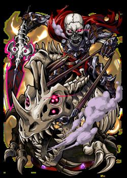 Bonedrake Knight Figure