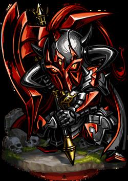Imperial Heavy Axeman Figure