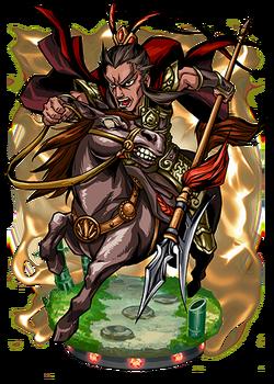 Lu Bu, Intrepid General Figure