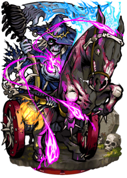 Ankou, Harbinger of Death II Figure