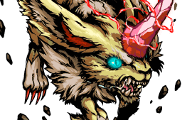 File:Carbuncle, the Ruby Horn II Face.png