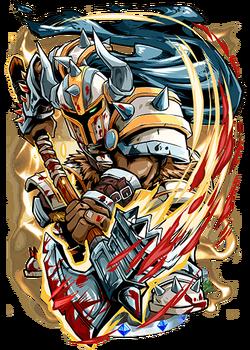 Ilya, the Gale Axe Figure