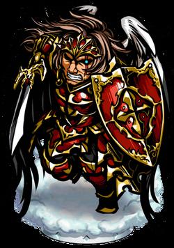 Camael, Angel of Destruction Figure