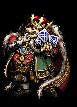 King Philip Figure