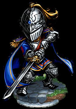 Wledic, Guardsman Figure
