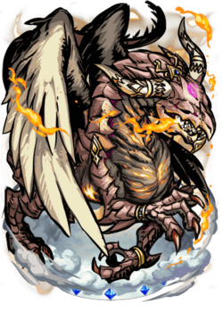 Canhel, Guardian Dragon Figure