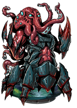Crustacea Hafgufa Figure