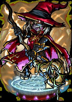 Mari the Witch Figure