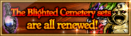 Shop The Blighted Cemetery sets Banner