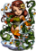 Bella, the Dazzling Flower Figure