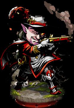 Imperial Musketeer II Figure