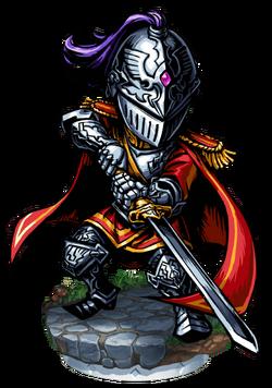 Wledic, Guardsman II Figure
