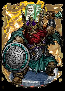 Thor, Giant Slayer II Figure