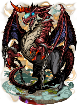 Wrath, Beast of Sin Figure