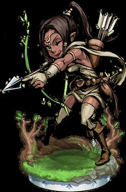 Elven Archer Figure