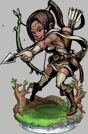File:Elven Archer Figure.png