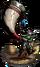 Goblin Hornblower + Figure