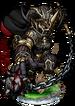 Narluce, Steel Knight II Figure