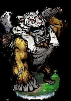 Ape Scout II Figure