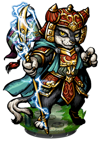 File:Cat Sith Warlord Figure.png