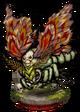 Acherontia Styx Figure