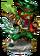 Lubberkin, Four Leaf Clover II Figure