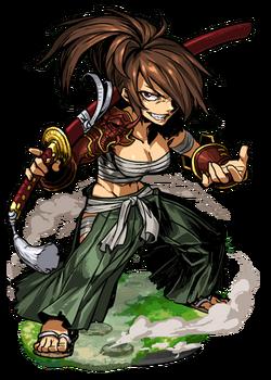 Ran, Masterless Samurai II Figure