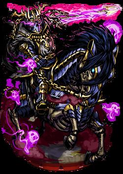 Undead General, Hydarnes II Figure