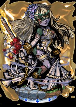 Elsa, Undead Bride II Figure