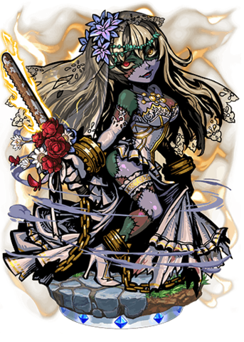 File:Elsa, Undead Bride II Figure.png