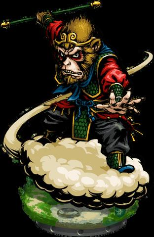 File:Son Goku II Figure.png