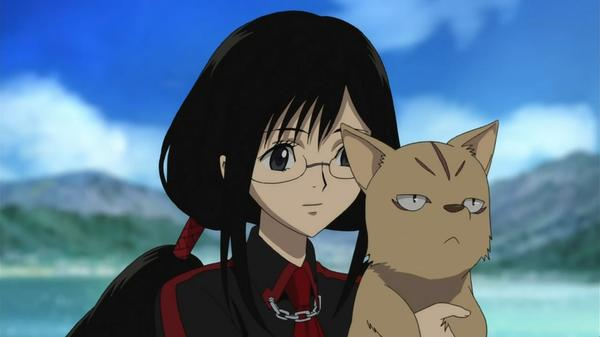 File:Saya and dog.jpg