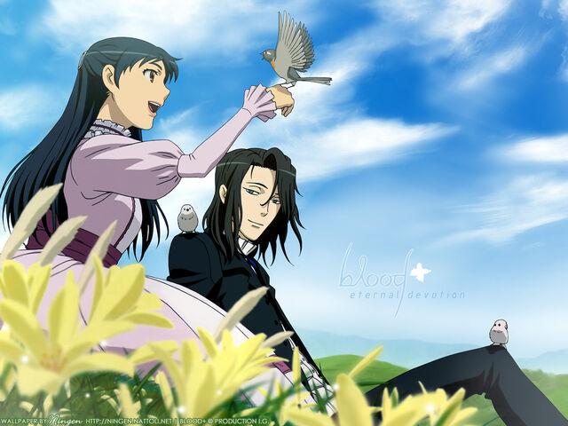 File:Official Art - Saya and Hagi.jpg