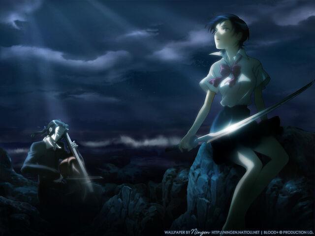 File:Official Art - Saya and Hagi 006.jpg