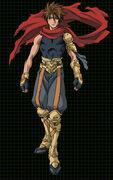 Bakuryu from bloody roar by lilihwoarang