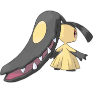 Luca's Mawile