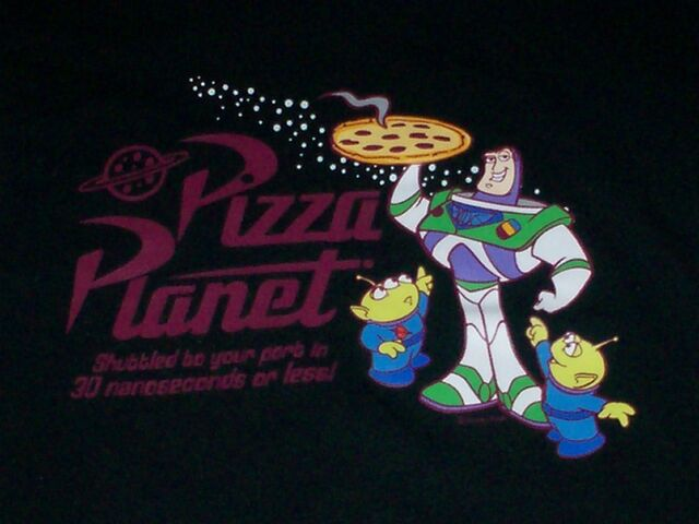 File:Pizza Planet Shirt close-up.jpg